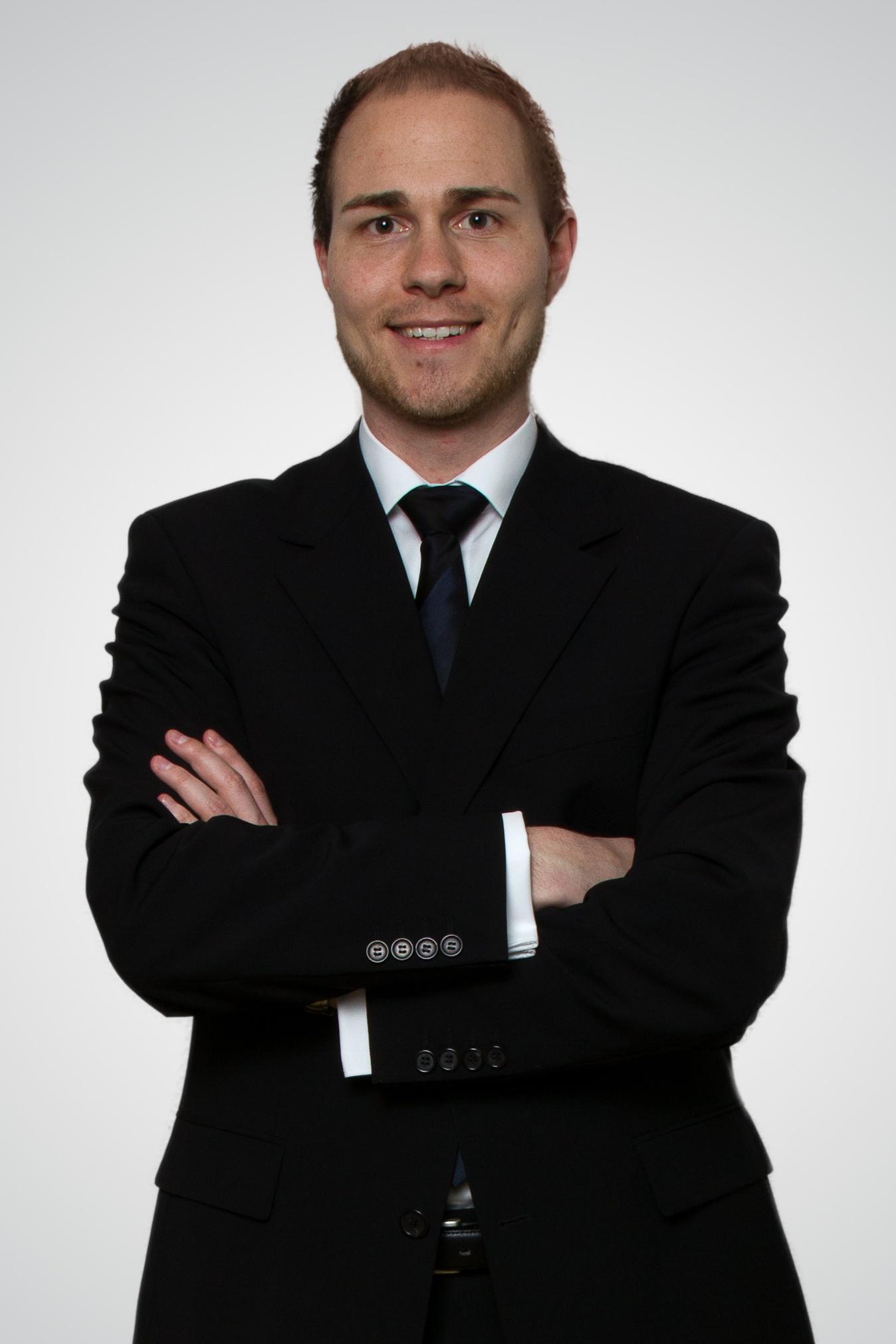Daniel Schäfer von United Signals