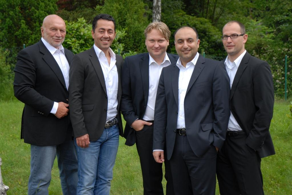 Die Gründer von bestBC