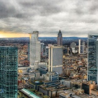 Gründerabend in Frankfurt am 1.8.