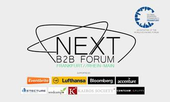 """NEXT B2B FORUM"" am 13. Juni bei BLOOMBERG TV in Frankfurt"