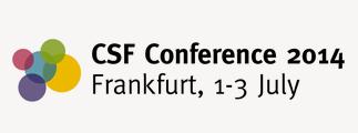 Content Strategy Forum 2014 vom 1.-3. Juli in Frankfurt am Main