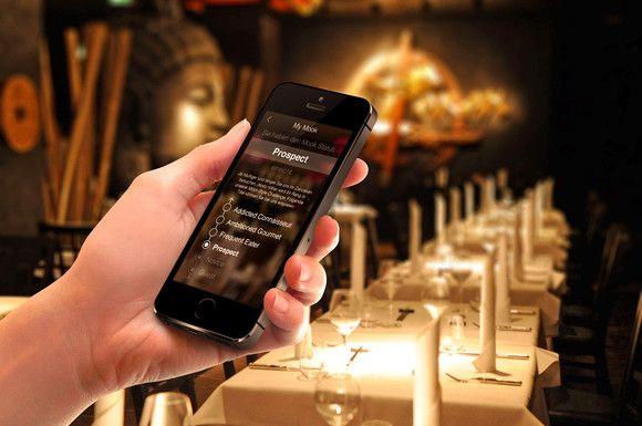 candylabs revolutioniert mit iBeacons die Gastrobranche – 'Mook Group App' ermöglicht innovative Kundenbindung durch Indoor-Ortung