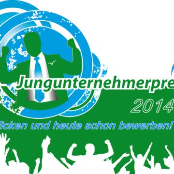 Anmeldeschluss des Jungunternehmerpreis 2014