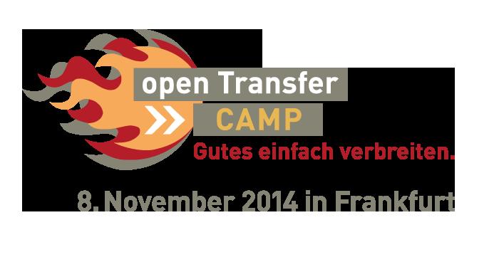 openTransfer CAMP Frankfurt am 8.11.