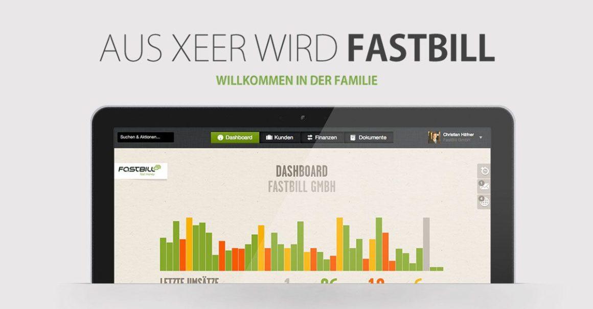 Auf Wachstumskurs: FastBill übernimmt Mitbewerber Xeer