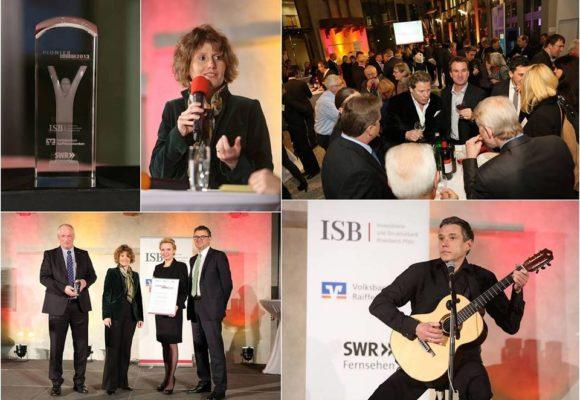Preisverleihung des Pioniergeist-Wettbewerbs am 12.11. in Mainz