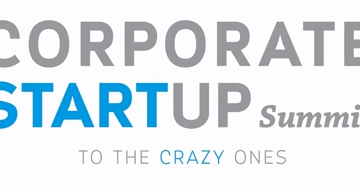 "Corporate Startup Summit am 3.12. in Frankfurt – ""to the crazy ones"""