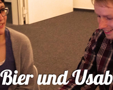 5. Usability-Testessen in Darmstadt am 10.11.