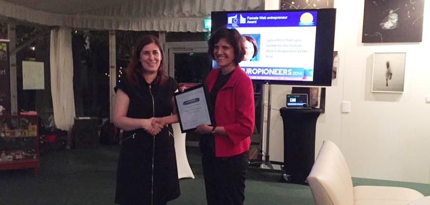 Europioneers 2014: Europas Female Entrepreneur des Jahres kommt aus Wiesbaden