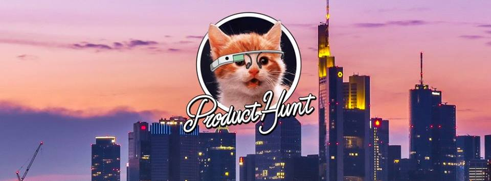 Product Hunt Meetup Frankfurt – join us March 12