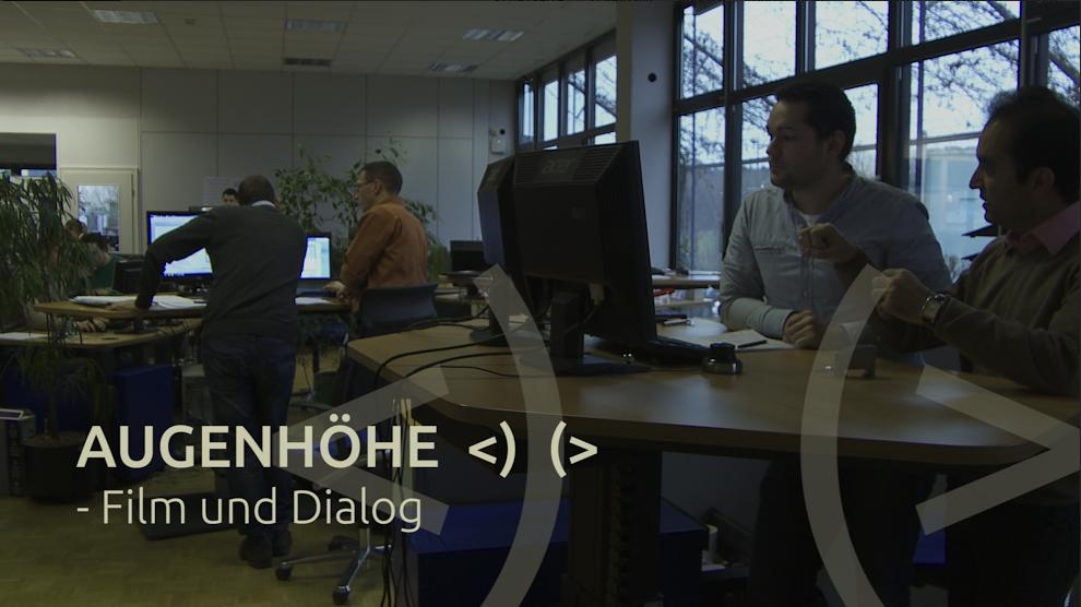 Augenhöhe - Film und Dialog