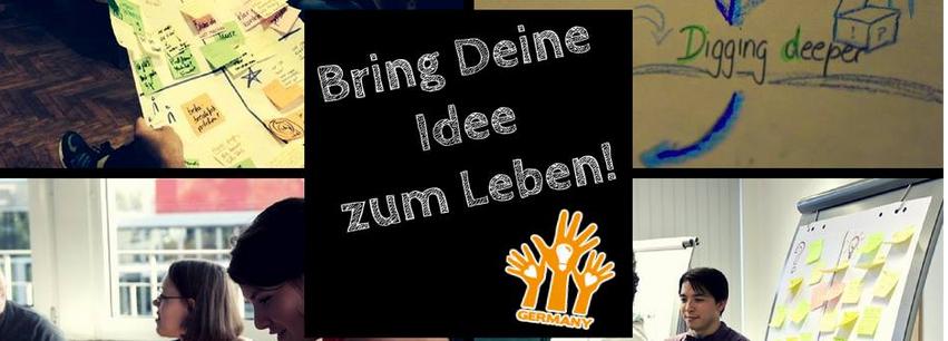 Cool Ideas Society am 12.3. in Frankfurt