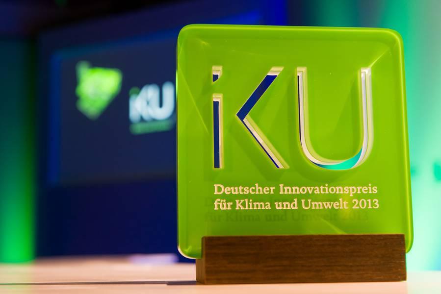 Deutscher Innovationspreis für Klima und Umwelt – BMUB und BDI prämieren herausragende Innovationen mit 125.000 Euro