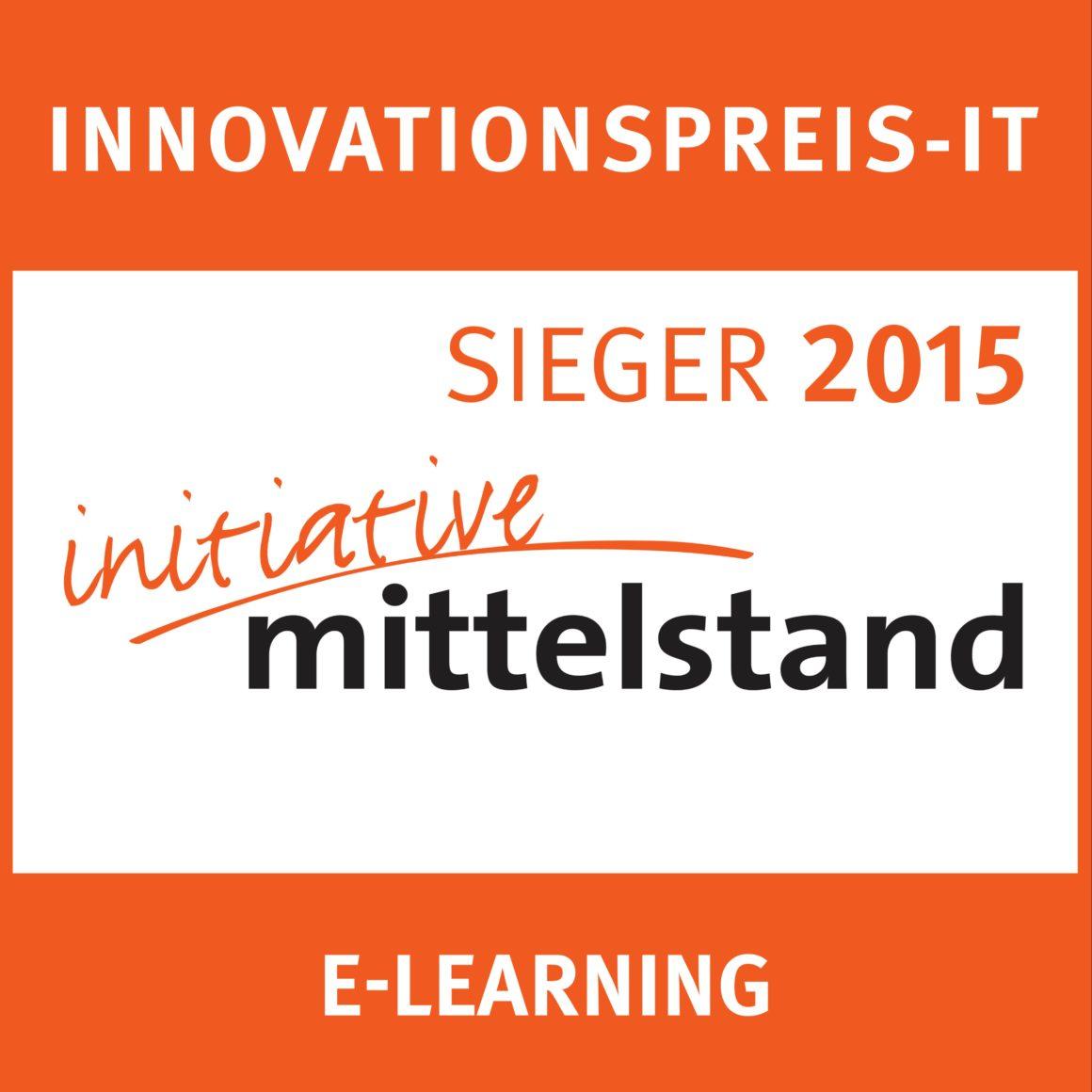 Brainyoo gewinnt INNOVATIONSPREIS-IT 2015 im Bereich E-Learning
