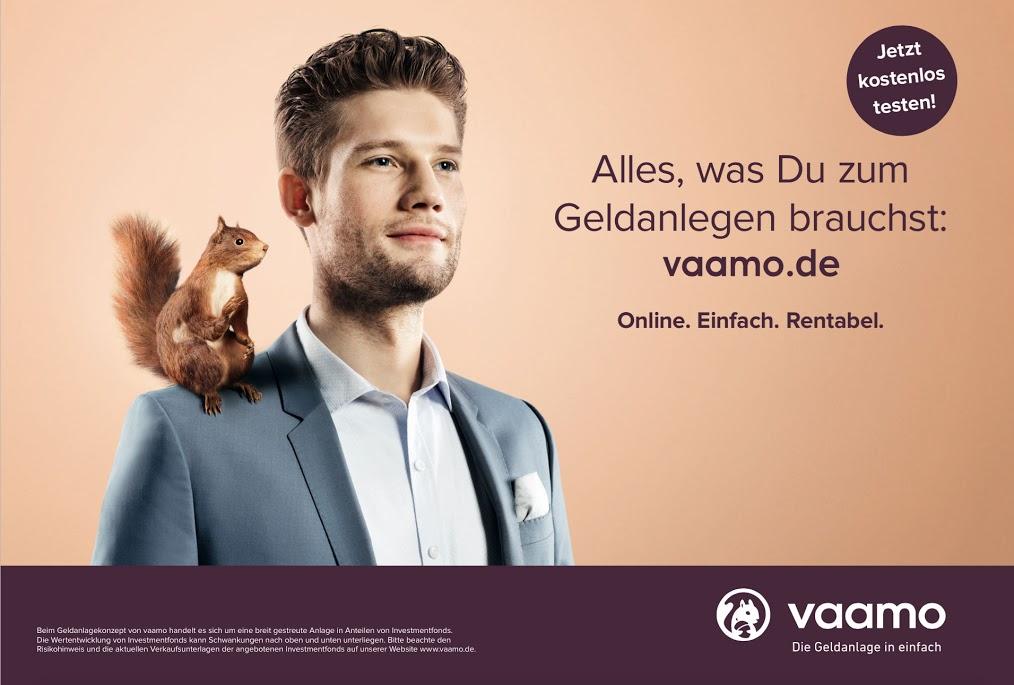 FinTech-Startup vaamo verpasst sich Frischzellenkur und startet Werbe-Kampagne in Frankfurt