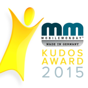 MobileMonday Germany – Kudos Award 2015