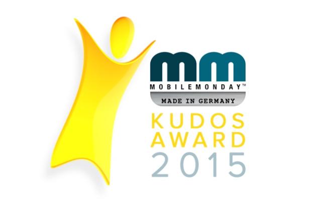 MobileMonday Germany – Kudos Award 2015