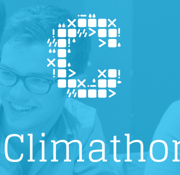 #Climathon 24-hours for city-level solutions to climate change