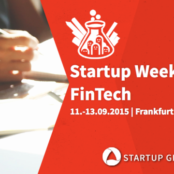 Startup Weekend FinTech in Frankfurt am Main