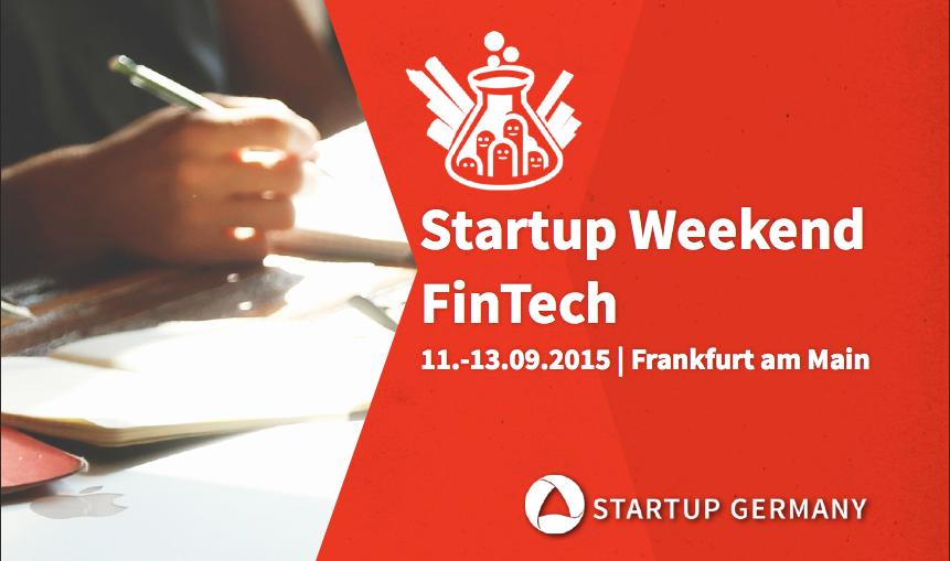 Startup Weekend FinTech in Frankfurt am Main