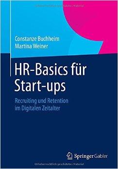 """Juni-Verlosung: """"HR-Basics für Start-ups"""""""
