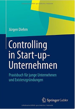 "Juli-Verlosung: ""Controlling in Start-up-Unternehmen"""
