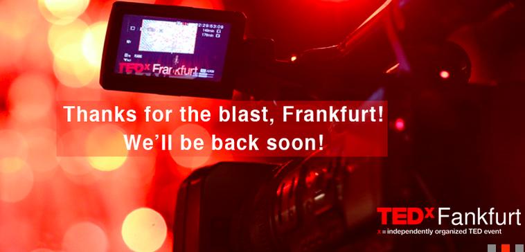TEDxFrankfurt – Interviews with the speakers (part II)