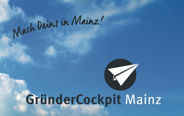 GründerCockpit Mainz – bringe Deine Idee voran und werde Startup-Gründer