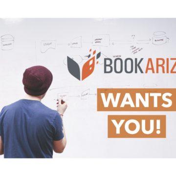 Bookarize sucht einen CEO / Mitgründer (w/m)