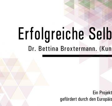 Anleitung zur erfolgreichen Selbstvermarktung – im Mainraum am 14.9.
