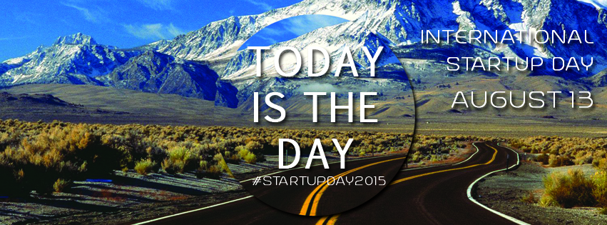 International Startup Day 2015 on August 13th