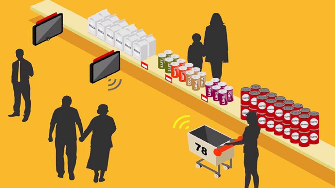 Convergon präsentiert wegweisende Offline-Werbeform