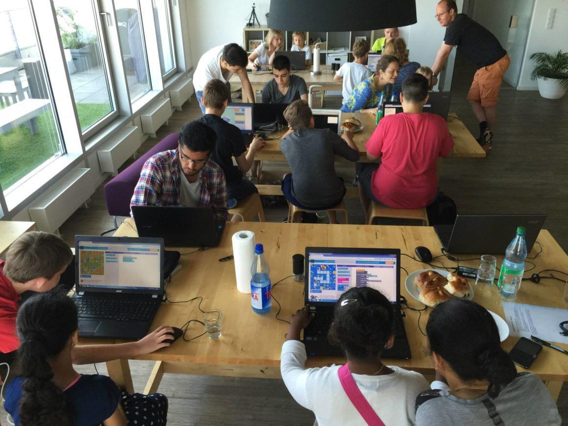 Kostenlos Programmieren lernen (auch) für Jugendliche und Kinder