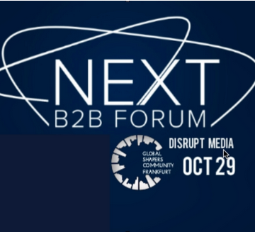 DISRUPT MEDIA by Global Shapers