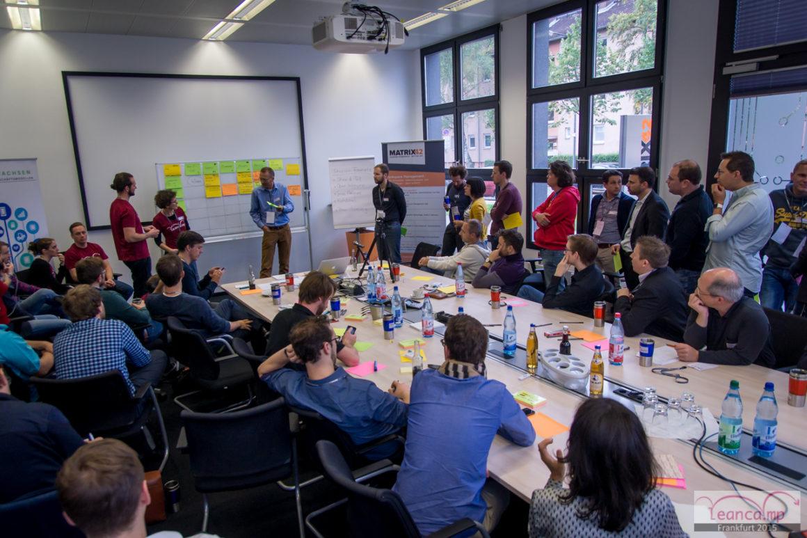 LeanCamp Frankfurt: Hochwertige Speaker bestätigt, letzte vergünstigte Tickets