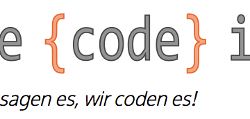Neues Start-Up aus Obertshausen – We {code} it