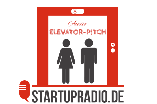 Der Audio-Elevator-Pitch für Start-ups