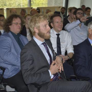 Glückwunsch nach Köln –  Unternehmerpreis von Forum Kiedrich geht an LUORO GmbH
