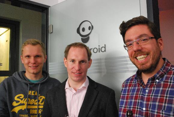 Frankfurter FinTech-Startup savedroid AG schließt 1 Mio. Euro Seed-Finanzierung ab