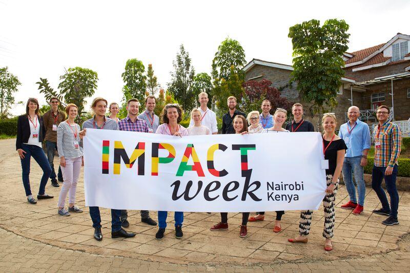 Impact Week: Vollgas für kenianische Start-ups
