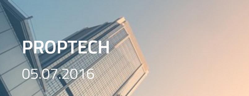"""Between the Towers am 5. Juli 2016 zum Thema """"PropTech"""""""