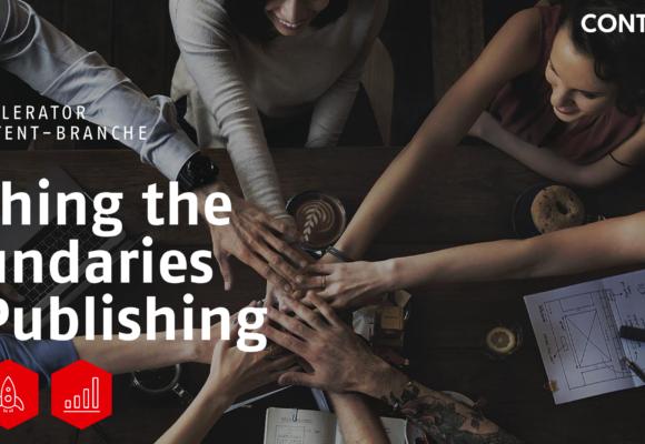 CONTENTshift – Start-up-Accelerator der Buch- und Medienbranche