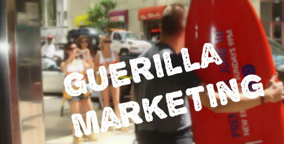 Guerilla Marketing für regionale Unternehmen