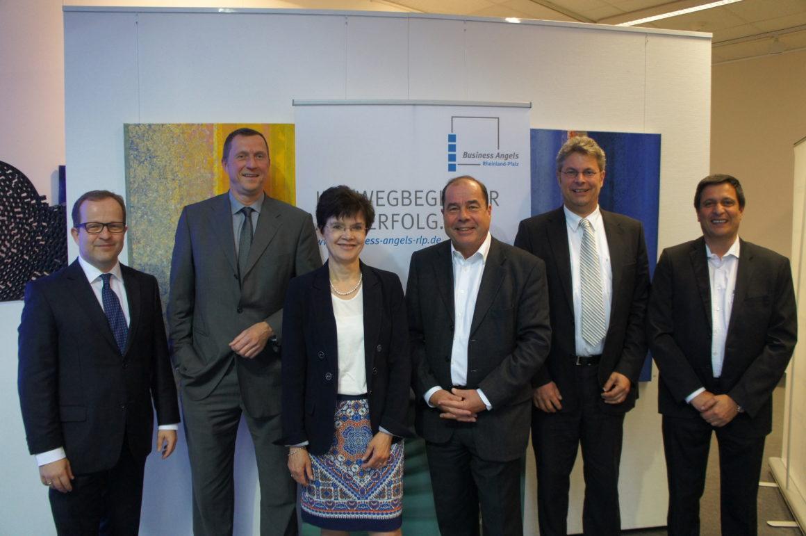 Business Angels Rheinland-Pfalz: Klaus Wächter ist neuer Vorstandsvorsitzender