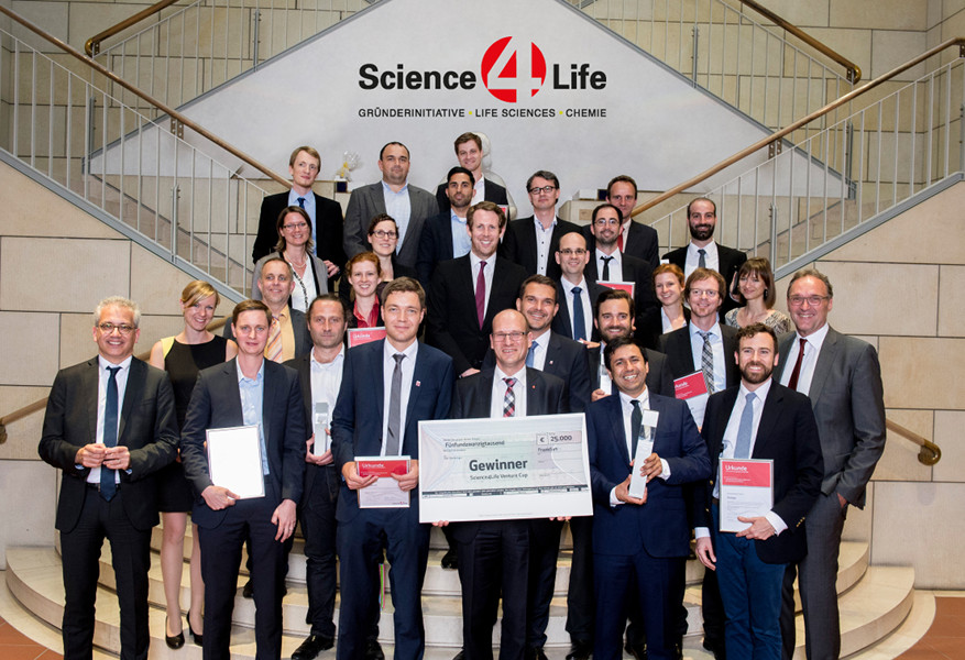 Science4Life Venture Cup 2016