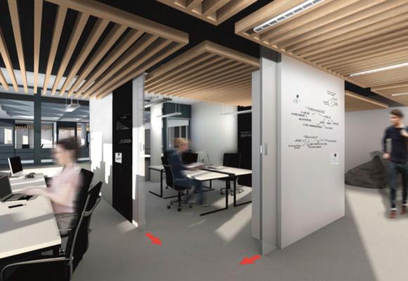 VABN für Startups: Neun Monate mietfrei gründen in Frankfurt-Bockenheim