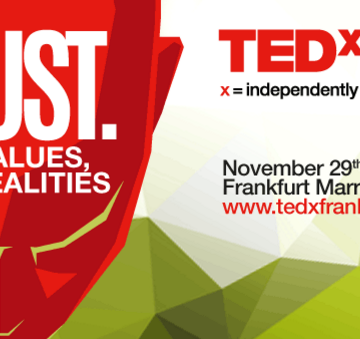 TEDxFrankfurt am 29. November