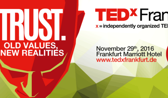 TEDxFrankfurt am 29. November