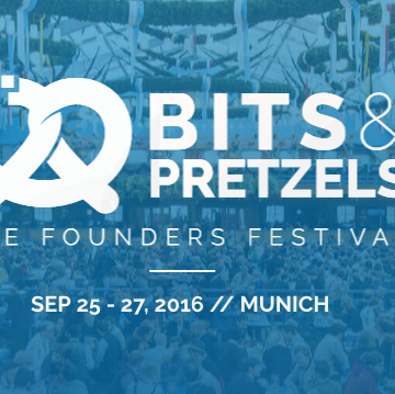 Bits & Pretzels – The Founders Festival
