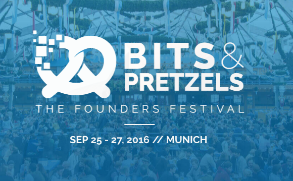 Bits & Pretzels – The Founders Festival